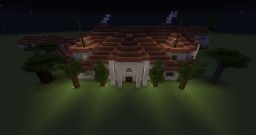 Modern Mansion by TwIsTeD_uP454 (discontinued) Minecraft Map & Project
