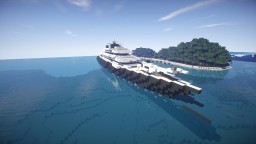 Modern Speedyacht Minecraft Map & Project