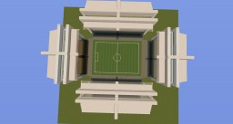 [32BW] Soccer arena Minecraft Project