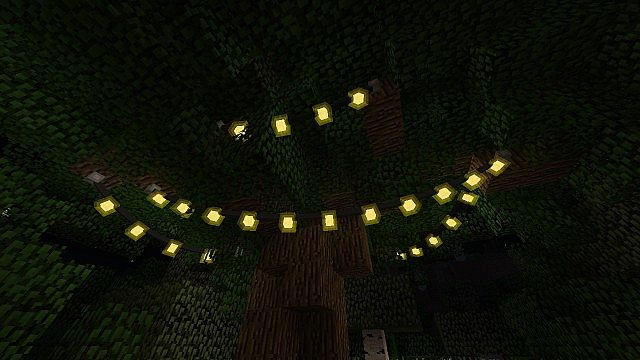 Fairy Lights Mod