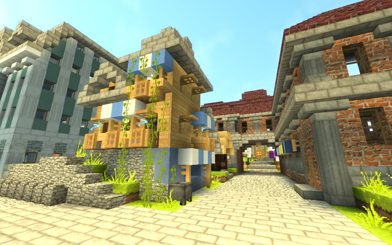 WillPack (barely 1.11 compatible) Minecraft Texture Pack