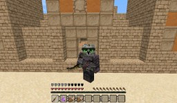 Dungeon Master Minecraft Map & Project
