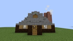 LukeTheInventer) Me and my sister's house.