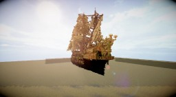 The Flying Dutchman Minecraft Map & Project