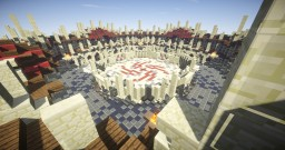 Gladiator Arena (Custom Shop, Custom Mob battles) Minecraft Map & Project