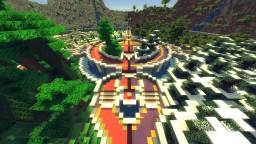 """""""Worlds"""" - Server Lobby/Spawn [FREE DOWNLOAD] Minecraft"""