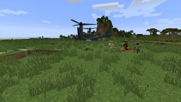 War is Hell (an adventure map made by BMG) WIP Modded Minecraft Map & Project