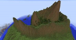 Island terraform Minecraft Map & Project