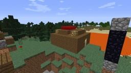 My singleplayer/LAN world (with friends) Minecraft Map & Project