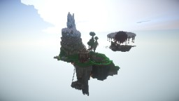 Altus - The Floating Island Minecraft Map & Project