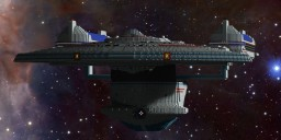 USS. Enterprise (NCC-1701 B) Minecraft Project