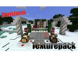 ❅ Christmas Texturepack 1.8 ❅