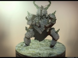 Small Knight        [Organic] Minecraft