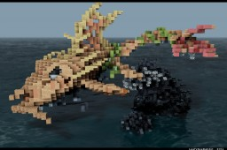 Fish [Organic] Minecraft Map & Project