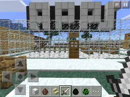 MCPE Apple Store Minecraft Map & Project