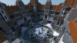 8 Portal Hub for minecraft-arcade.net Minecraft