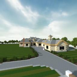 Traditional Bungalow - Builderfan_k Minecraft Map & Project