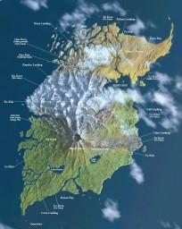 Island of Mata Nui