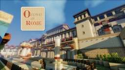 Origines of Rome - Roman Addon Resource-Pack for Conquest [32x32] [MC 1.8] Minecraft