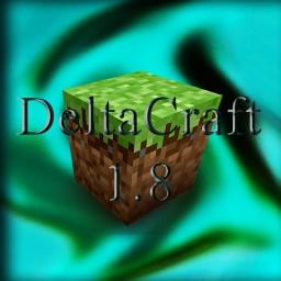 DeltaCraft 1.8 Minecraft Texture Pack