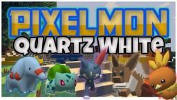 Pixelmon Quartz White - A Pixelmon Adventure Map (Pixelmon 3.3.4+)
