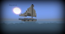 The Aquarius Minecraft Map & Project