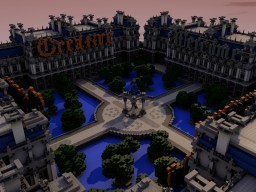 Cloud-Xero spawn and prison [ Hotel de Ville in Paris inspired ] Minecraft Map & Project
