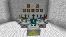 Zelda Sword Skills Addon (1.8) v0.1 Minecraft Mod