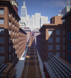 Tate Worlds: Soul of the Soulless City Minecraft Map & Project