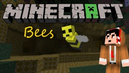 Bees in Minecraft! - Minecraft Concept Minecraft Map & Project