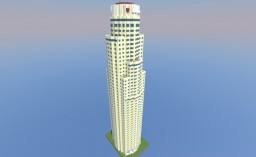 U.S. Bank Tower Minecraft