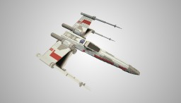 X-Wing (Timelapse)