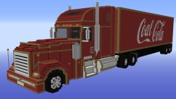 Coal Cola Christmas Truck Minecraft Project