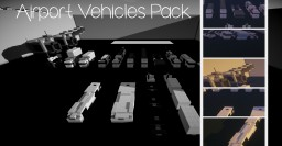 | Airport Vehicle Pack | #1 Minecraft Map & Project