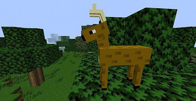 Many Deer Mod