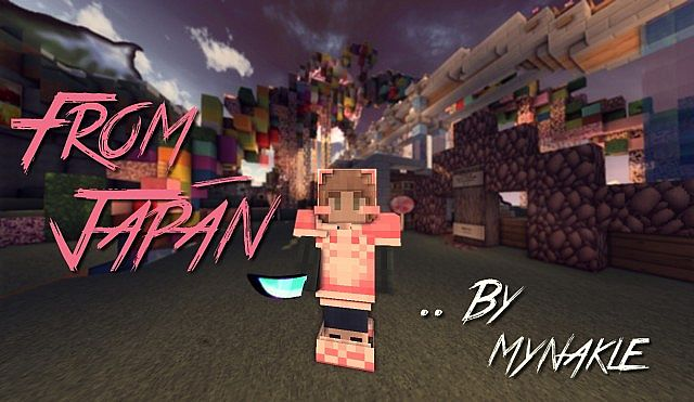 2014 11 30 0146098404435 [1.9.4/1.8.9] [64x] Japan Texture Pack Download