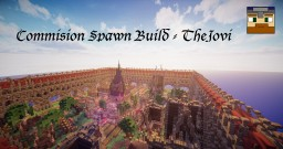 Commision build: Faction Spawn - TheJovi Minecraft Project