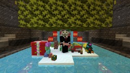 Epic Christmas Castle | Server Spawn Minecraft Map & Project