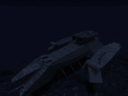 USCSS Nostromo Minecraft Map & Project
