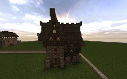 Gothic Manor Minecraft
