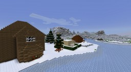 Me and My Brother's Christmas World Minecraft Map & Project
