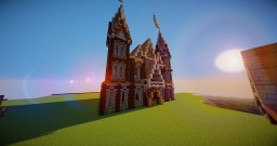 Nordic House/little mansion Minecraft Map & Project
