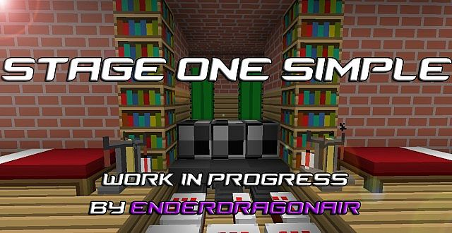 2014 12 02 1809528389933 [1.9.4/1.8.9] [16x] Stage One Simple Texture Pack Download