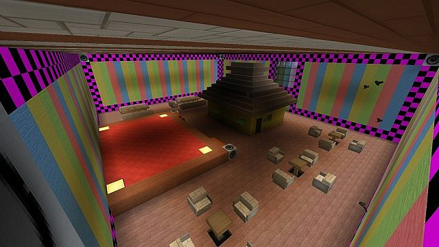 Brilliant Night Club Aka Dance Club Aka Bar Minecraft Project Complete Home Design Collection Epsylindsey Bellcom