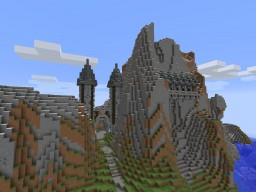 The Castle Minecraft Project