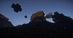 Cinematic Screenshots dedicated to Lachi3isaw3som3 Minecraft Map & Project