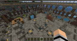 Spawn Created Minecraft Map & Project