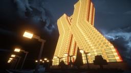 Let's Build : SkyscraperCity pt. [00] Minecraft Project