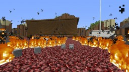 Witch fignt Minecraft Map & Project