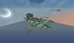 Project Skyweaver (Airship) Minecraft Project